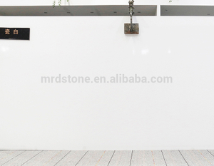 Factory Price Countertop Artificial Pure Super White Quartz Stone