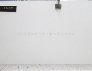 Hot Sell CE Approved Artificial Pure Polar White Quartz For Kitchen Countertops