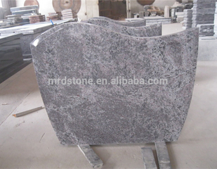 Granite material Orion cemetery headstones wholesale prices