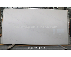 Cheap White Stone Artificial Quartz Slabs Price