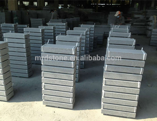 Landscaping granite paving road stone kerbs pavement stone