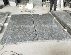 Cheap Natural Stone Romania G603 Granite Headstone /Monument
