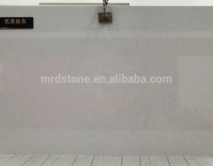 Best Quality CE Approved Artificial Stone Grey Faux Marble Sheet