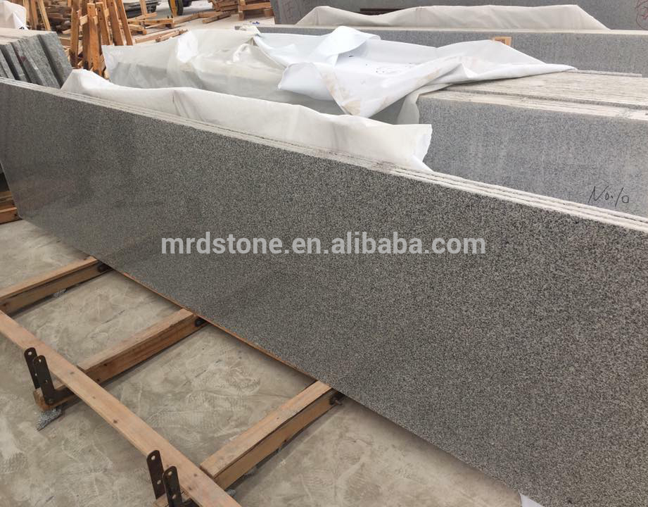 Chinese Cheap Natural Granite Polished Grey G603 Small Granite Slabs