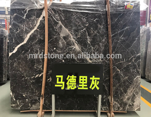Factory Direct Nature Per Square Meter Dark Grey Marble Price