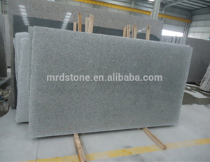 Wholesale G603 polished grey granite slab various size