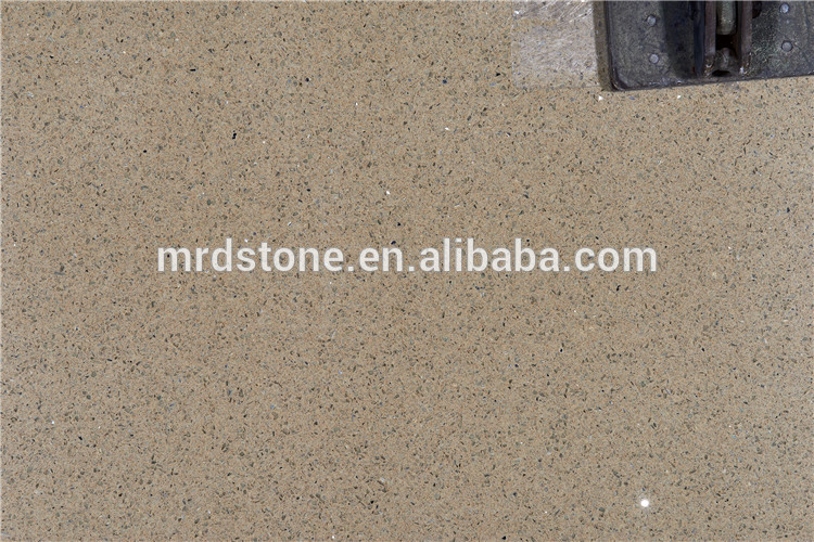 High quality wholesale commercial crystal quartz stone slab countertop