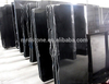 Hot Sale China Polished Natural Shanxi Black Granite Slab