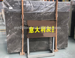 Popular Product Polished Natural Stone Italy Dark Grey Marble