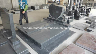 China Impala G654 Black Granite for Monument, Memory
