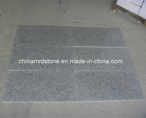 Polished G603 Grey Granite Thin Tile for Interior Flooring