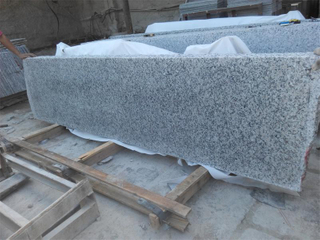 G439 Big White Flower Granite with Competitive Price