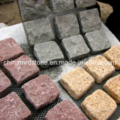 Natural Granite Cube Stone for Garden or Landscape