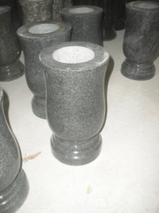 G654 Granite Vases for Memorial