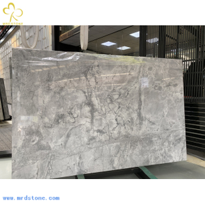 New Grey calacatta Natural Quartz Stone Price