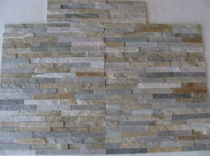 Cheap Popular Natural Slate Wall Brick for Garden