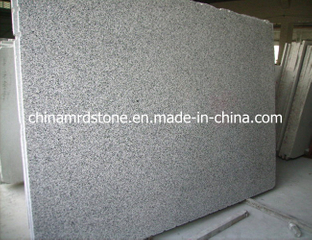 G640 Luna Pearl Granite Slab for Countertop or Paving