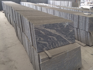 China Juparana Granite Tiles for Floor