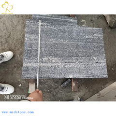 High quality Landscape wood grain granite slab