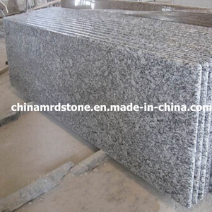 Factory Direct Sea Wave/Spray White Granite for Countertop