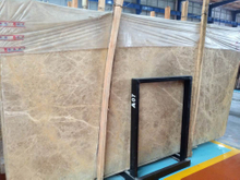 Light Emperador Marble Big Slabs for Decoration