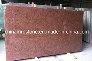 Cheap Maple Red Granite with Cut to Size for Engineering
