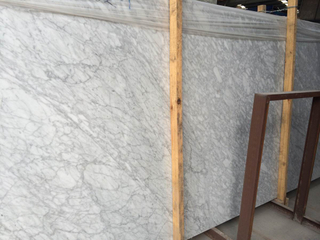 Marble White Carrara for Construction