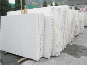 White Marble Slab/ Tombstone Slab