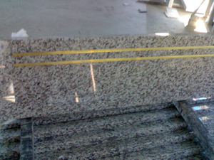 Polished Tiger Skin Red Granite Stone Steps for Interior