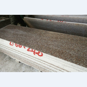 G687 Peach Red Granite Tile Stone