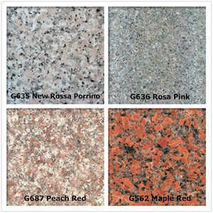 Wholesale Popular Chinese Red Granite for Middle East Market