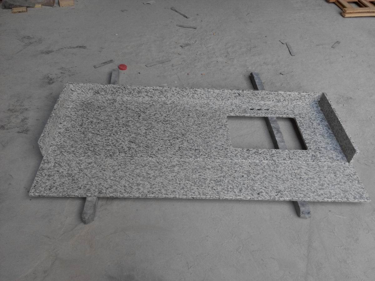 Granite Tiger Skin White Counter-Top for Kitchen Decoration