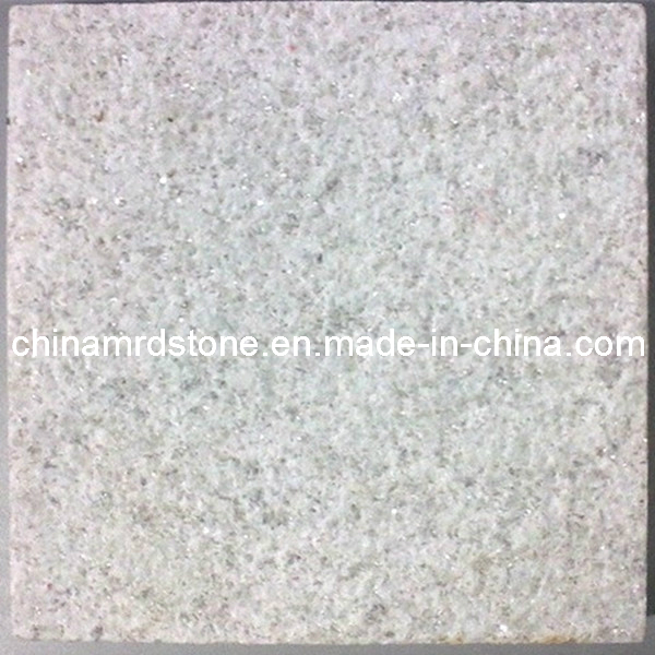 Pearl White Granite with Floor Tile or Countertop