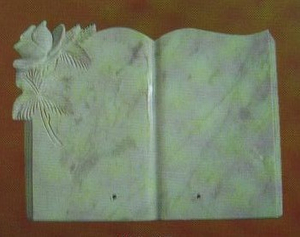 Marble Book Monument (MRD-100186)