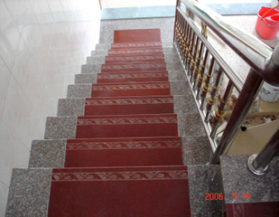 Chinese Natual Granite Polished Steps Used for Floor (MRD2050)