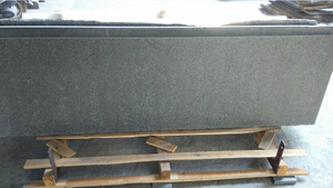 Chinese Black Basalt Floor Tile with Hone Finished